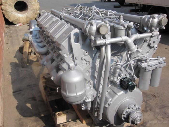 Подвеска силового агрегата двигателя ЯМЗ-236 и ЯМЗ-238