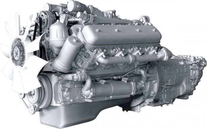 Двигатель ЯМЗ-6582