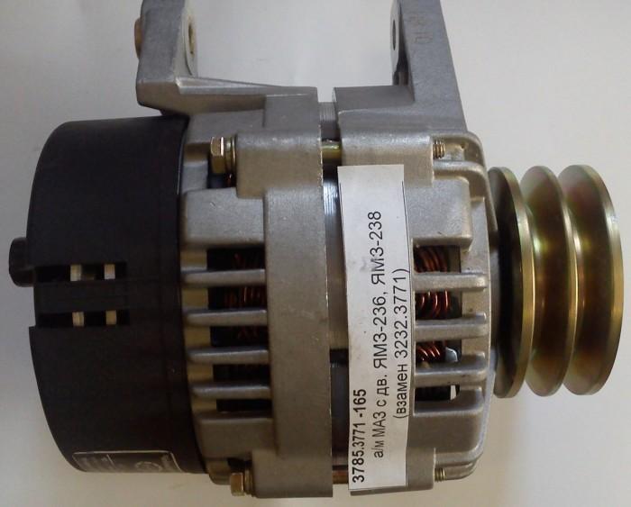Генератор на ямз -236, ямз-238
