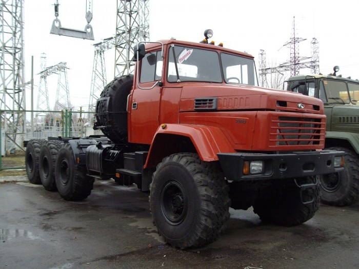 КРАЗ 7140