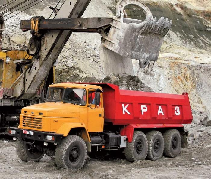 КрАЗ-7140С6