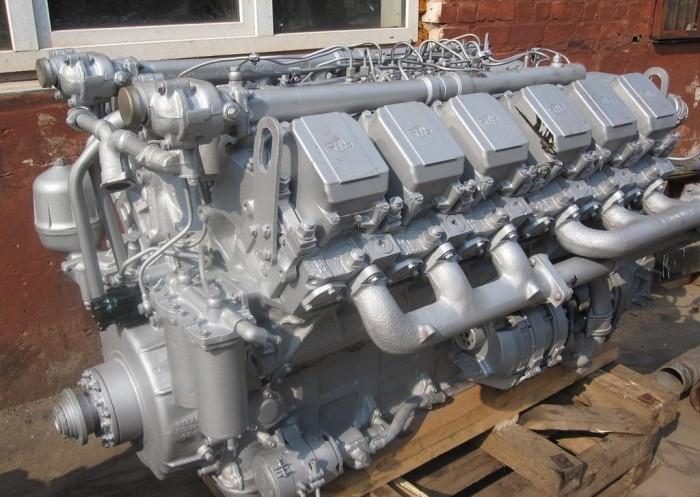 двигатель ЯМЗ-240