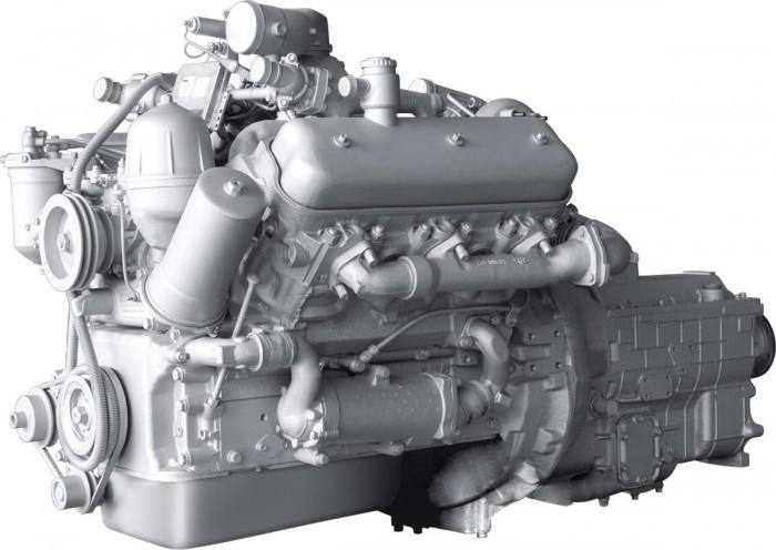 Двигатель ЯМЗ-6563.04