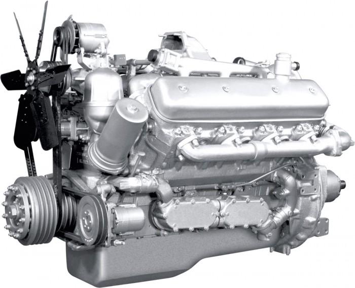 Двигатель ЯМЗ - 238