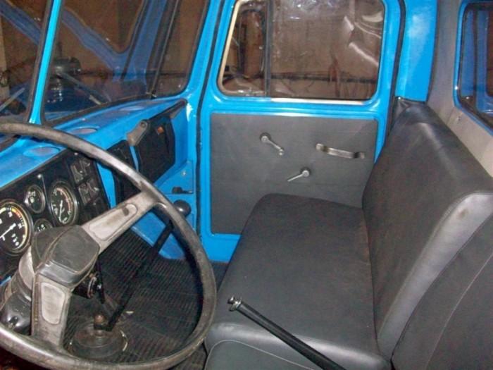 Рулевое управление автомобиля Урал