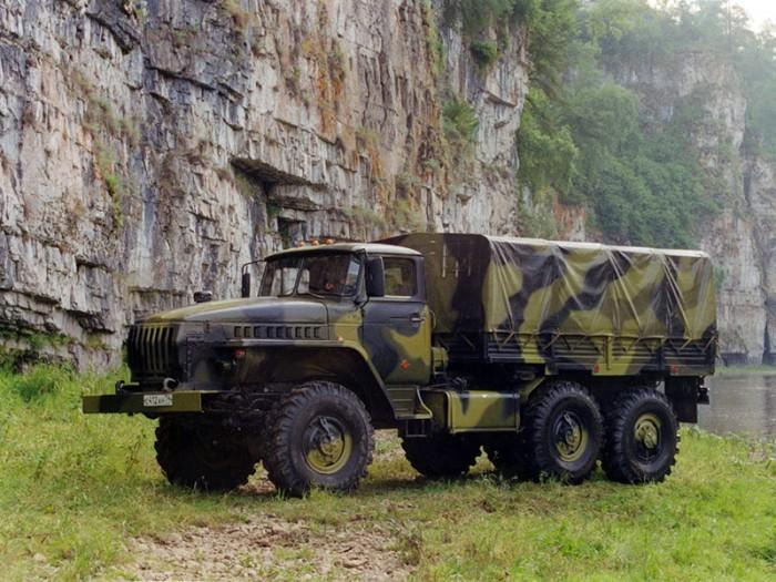 Урал - 4320
