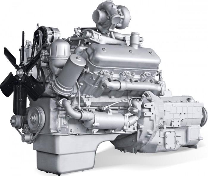 Двигатель Урал-5557 - ЯМЗ-236НЕ2